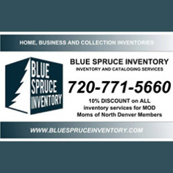 Blue Spruce Inventory