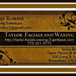 Taylor Facials & Waxing