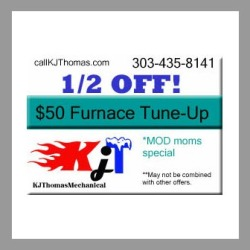 KJ Thomas Heating & Air Conditioning