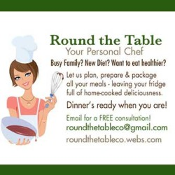 Round the Table with Wildtree – By Chef Cammie