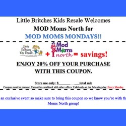 Little Britches Kids Resale