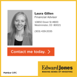 Edward Jones: Laura M. Gillen, Financial Advisor