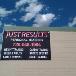 Just Results Fitness