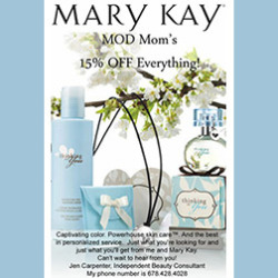 Mary Kay Cosmetics – Jen Carpenter