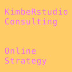 KimbeRstudio Consulting – Online Strategy