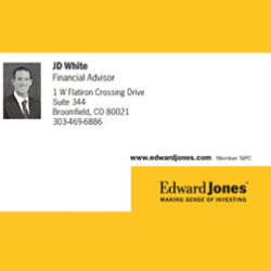 Edward Jones: JD White, Financial Advisor